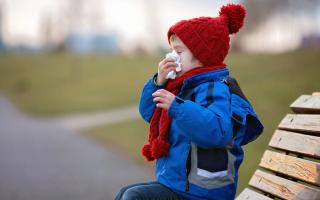 Противовирусные средства для детей старше 8 лет