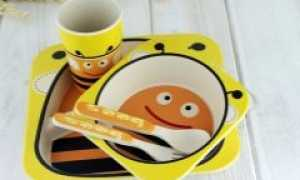 Наборы детской посуды: лучшие производители и интересные варианты