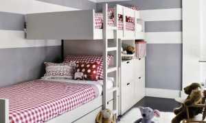 Кровати для двоих детей