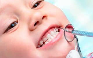 Все о молочных зубах у ребенка