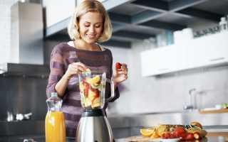 Витамины и питание при планировании беременности