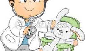 Ребенок боится врачей после наложения швов