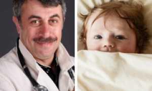Доктор Комаровский о том, как ребенка отучить от рук