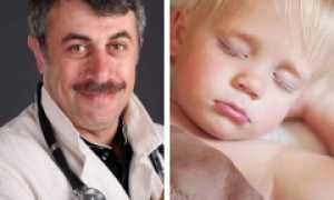 Доктор Комаровский: почему ребенок во сне скрипит зубами?