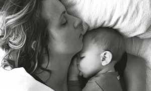 Ночные кормления ребенка