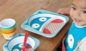 Детские тарелки: разнообразие видов и критерии выбора