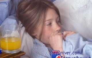 Стоит ли давать антибиотики детям при ОРВИ и простуде?