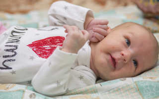 Гормональная сыпь у новорожденных и грудничков