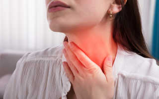 Психосоматика заболеваний горла у взрослых и детей
