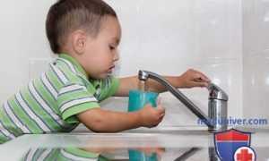 Рвота и боль в животе у ребенка