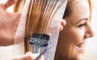 Мелирование волос при беременности: за и против