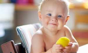 Меню ребенка в 10 месяцев: основа рациона и принципы питания