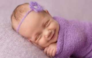 Рост и вес ребенка при рождении