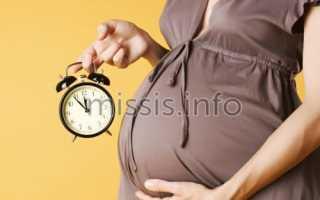 За сколько дней до родов обычно опускается живот и от чего это зависит?