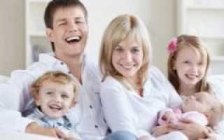 Особенности третьих родов